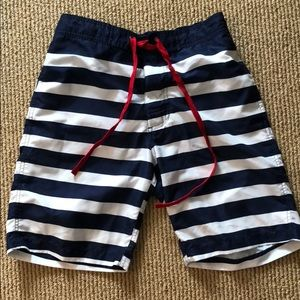 Guys Striped Bathing suit